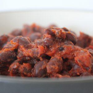 Smokey Black Beans