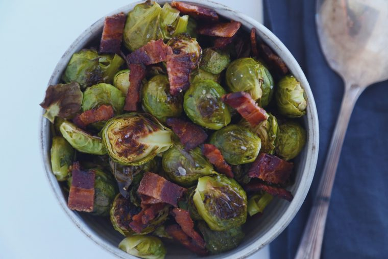 bacon brussels