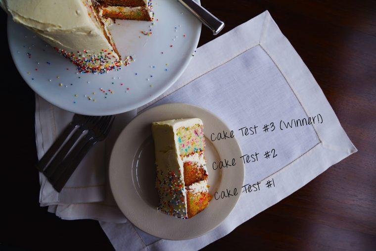 cake tests