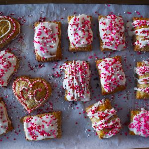 Pop Tarts (for your Sweethearts)