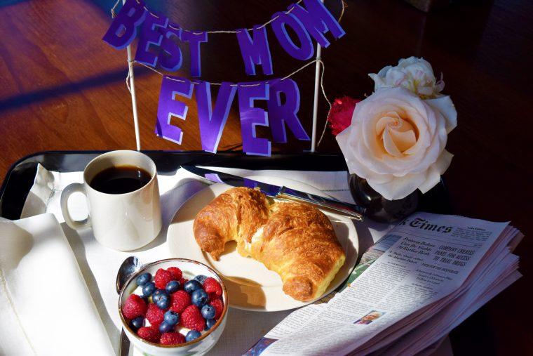 mothers day breakfast