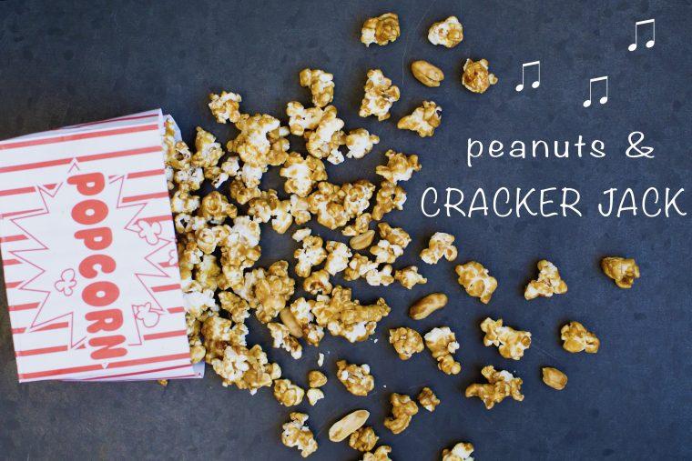 Cracker Jack Recipe