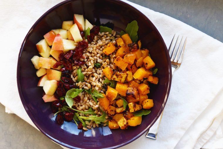 Grain Bowl Recipe
