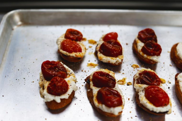 Truffle Honey Ricotta Recipe