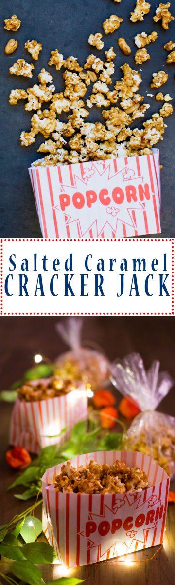 Salted Caramel Cracker Jack