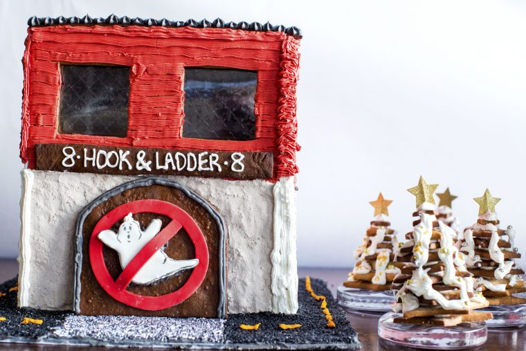 gingerbreadfirehouse