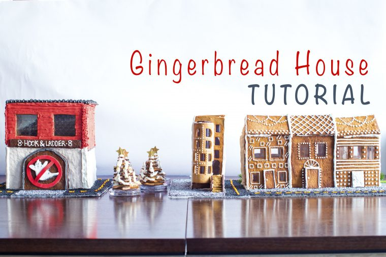gingerbread tutorial
