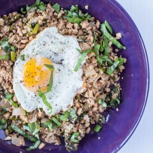 Summer Farro Salad / Stir-Fry
