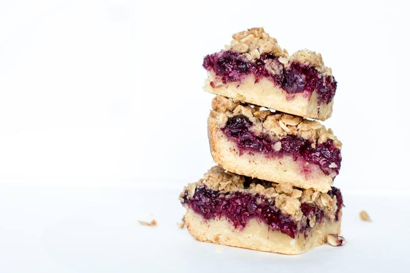 Fregolotta - Jam Shortbread