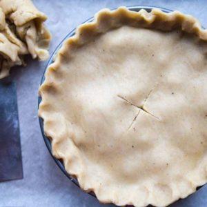 Great British Bake Off Raised Game Meat Pie